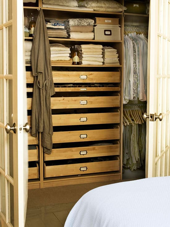 Allen Roth Closet: Organizing Tips for Closets