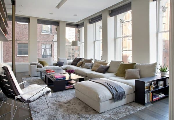 Jonathan Louis Furniture Review: Sofas, Sectionals, Ottomans: 2 Bond Street
