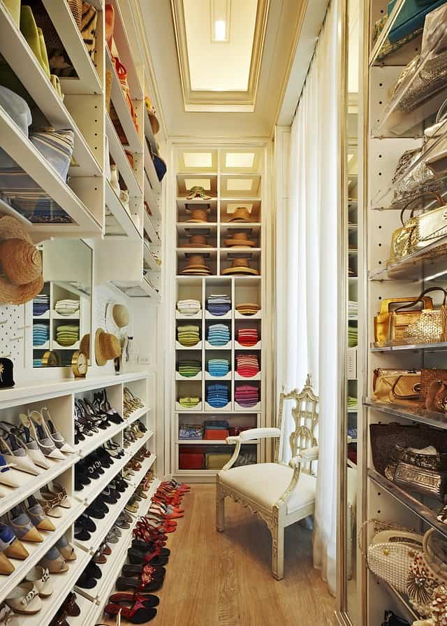 Allen Roth Closet: Closet Organization Ideas
