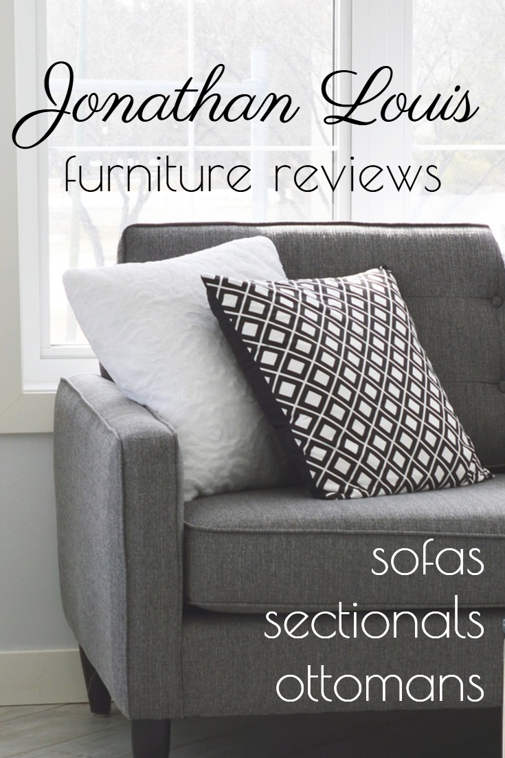 Jonathan Louis furniture reviews pin