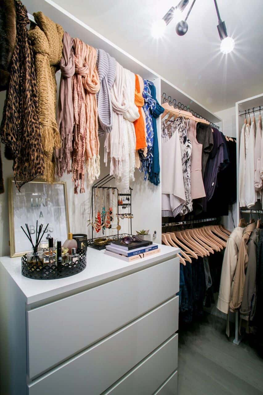 Allen Roth Closet: STYLISH CLOSET ORGANIZATION