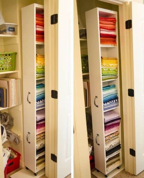Allen Roth Closet: More Storage