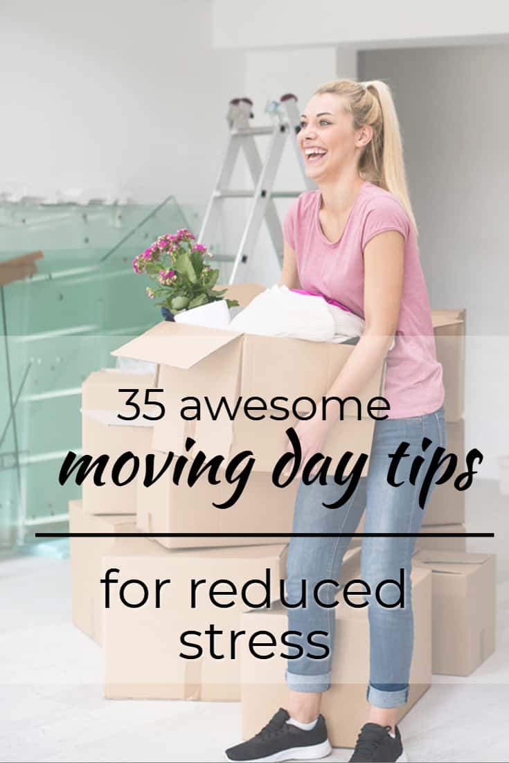 35 moving tips