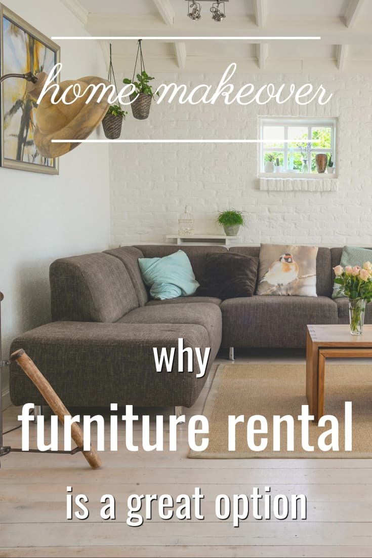 Why Furniture Rental Is A Great Option pin