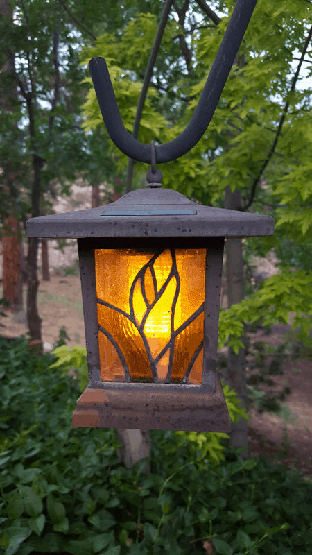 9 Of The Best Ways To Light Up your Backyard: Solar Lighting