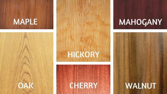 Protecting Your Hardwood Floors from Sun Bleaching: types of woods macwoods