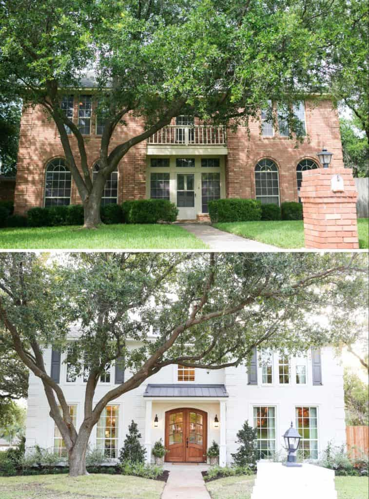 Curb appeal Before and After: Upgrade your front door