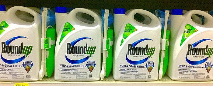 Gallons of Roundup Weed & Grass Killer