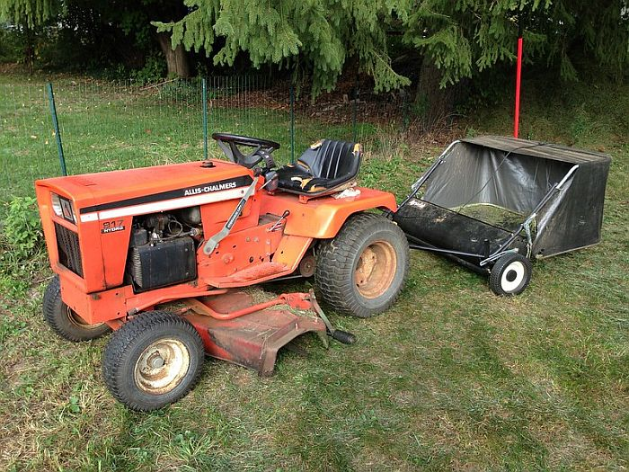 The Best Tow Behind Lawn Sweeper For Your Backyard