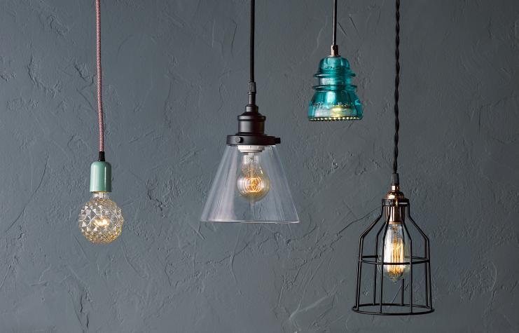 Allen Roth Lighting Pendant - lightbulbs by thisoldhous