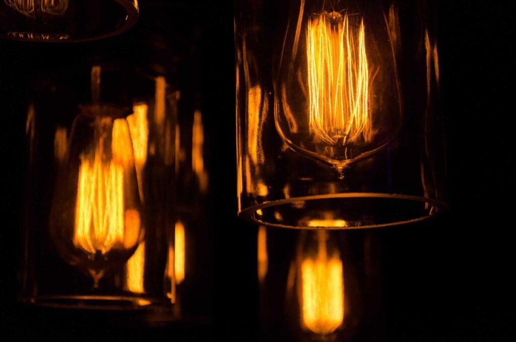 Allen + Roth Vallymede 8-Light Brushed Nickel Chandelier by smiedendipity