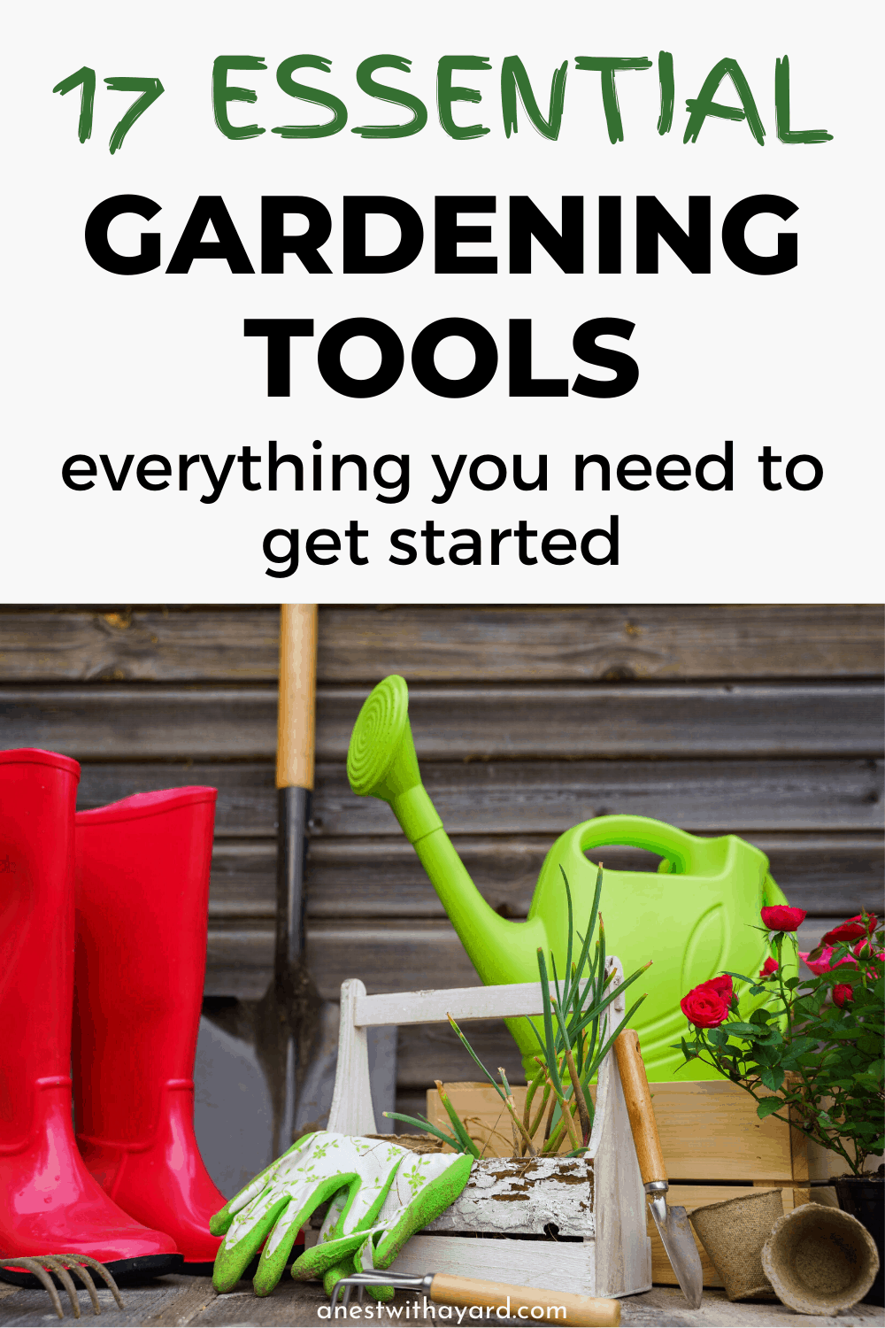 The Best Gardening Tools For 2020 A Nest With A Yard