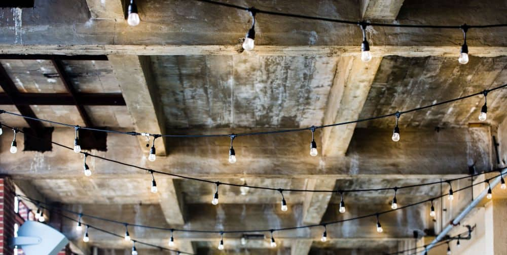 Best lighting for unfinished basement