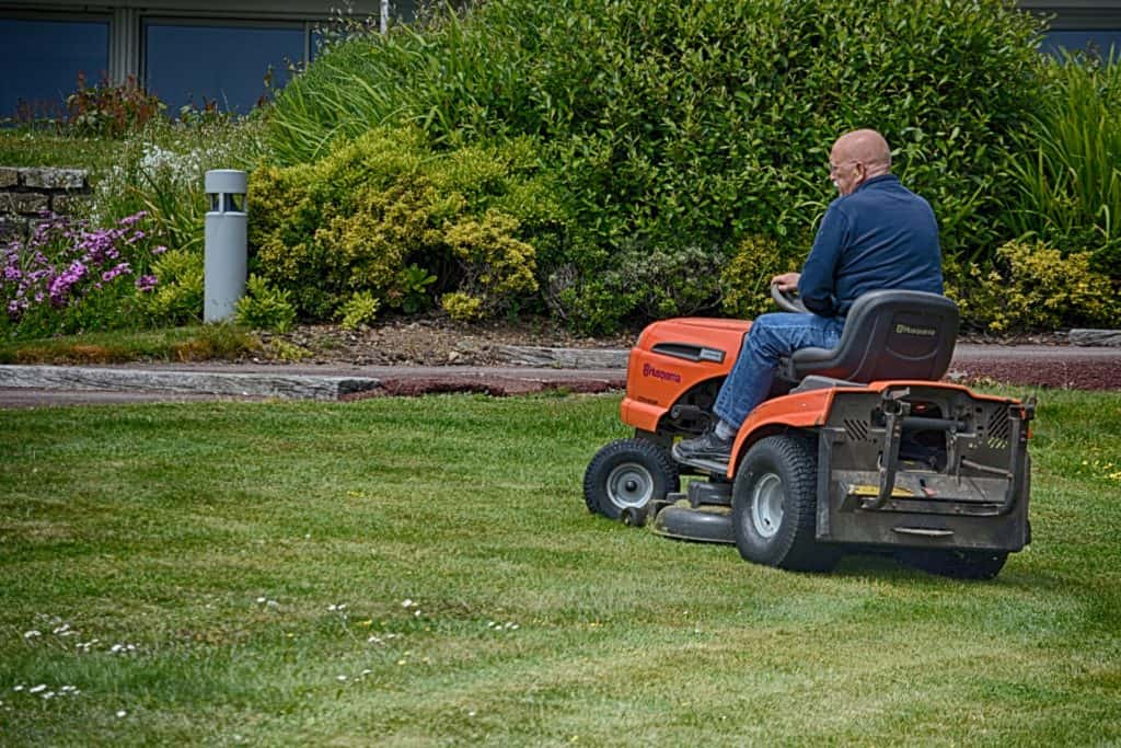9 Of The Best Lawn Mower Storage Ideas For Your Regular Or Riding Mower