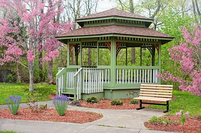 10 Gazebo Roofing Ideas And Options