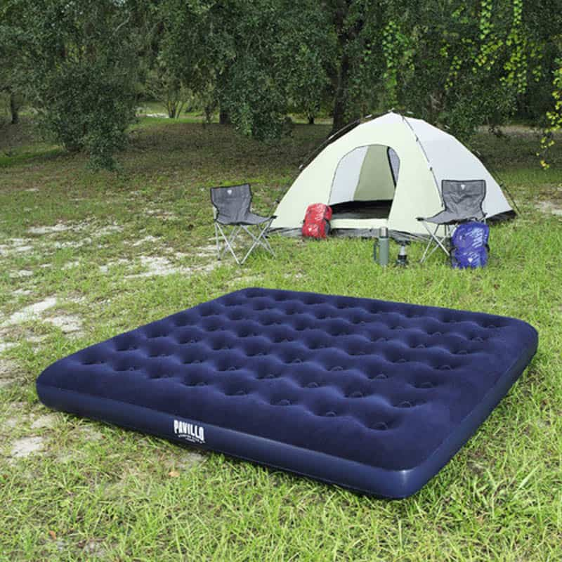 air matress for camping outdoors