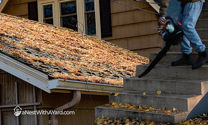 How To Make A Gutter Cleaner From A Leaf Blower: Repurpose Your Tools!