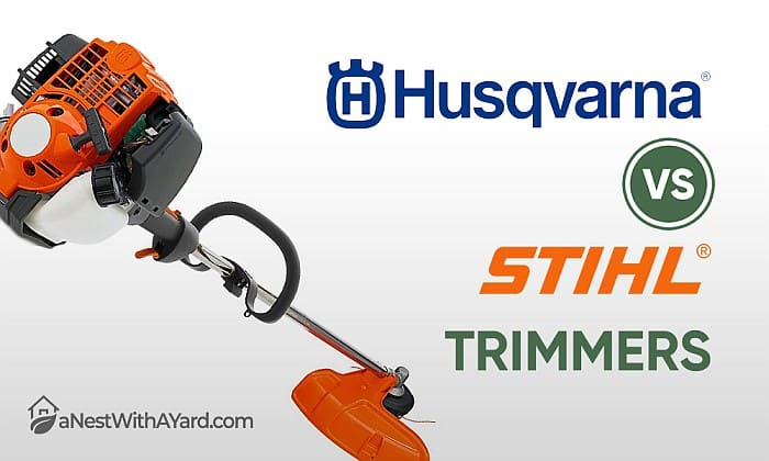 Husqvarna Vs Stihl Trimmer: What's The Difference
