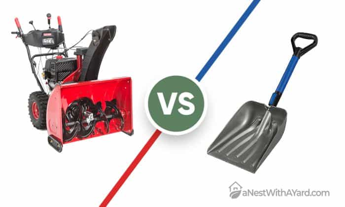 Snow Blower Vs Shovel: Which One To Choose?