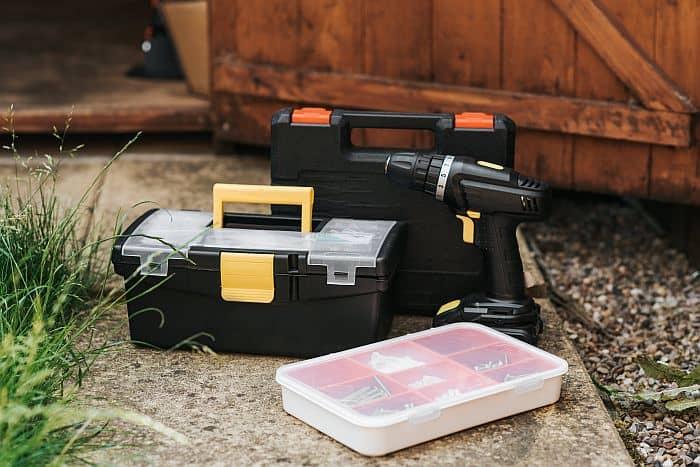 Shed Maintenance Tool Kit