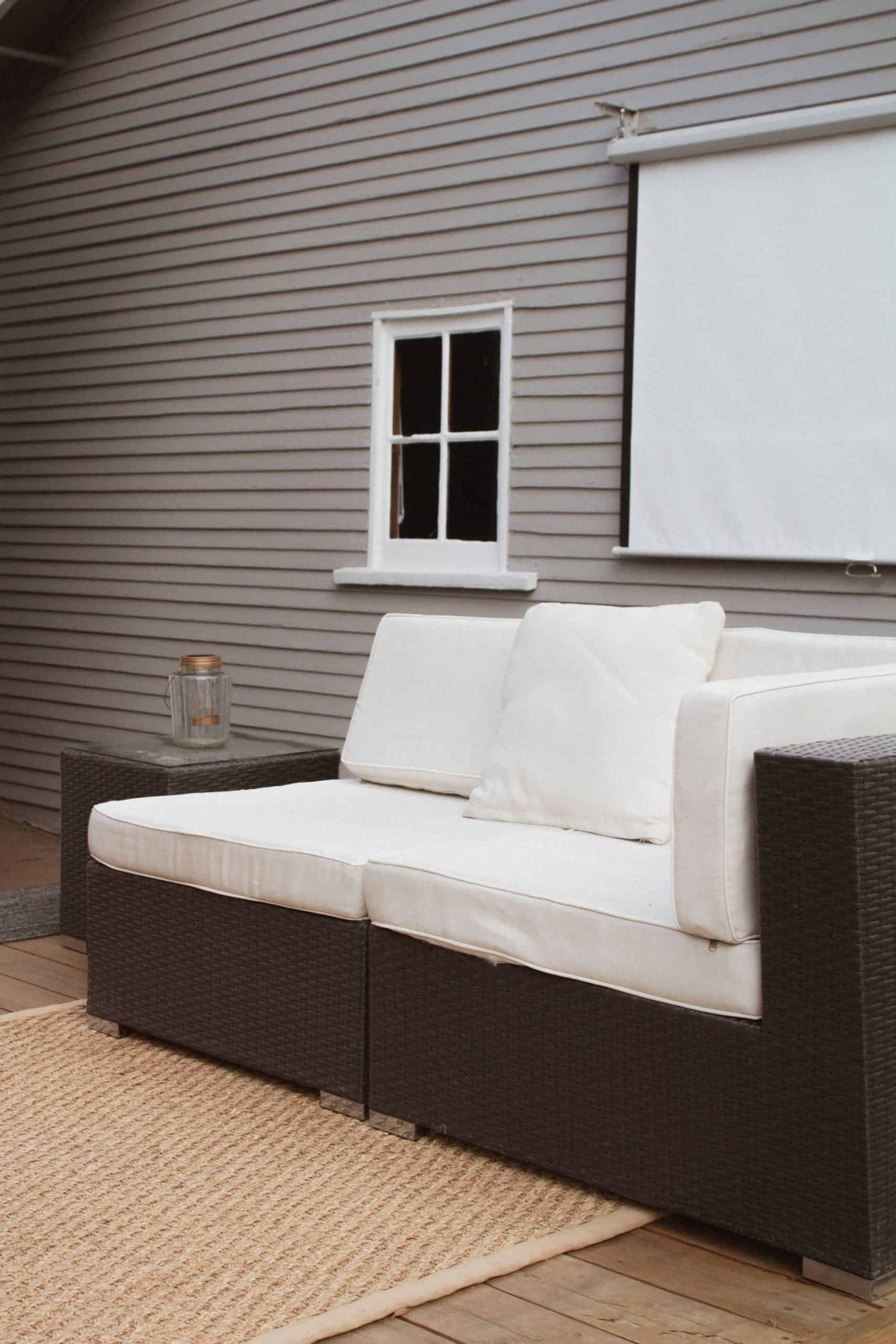 Outdoor sofa and furniture