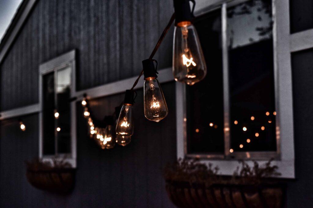 How To Install Christmas Lighting for Backyard & Patio Video