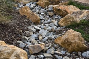 Wonderful Dry River Bed Landscaping Ideas You Will Love