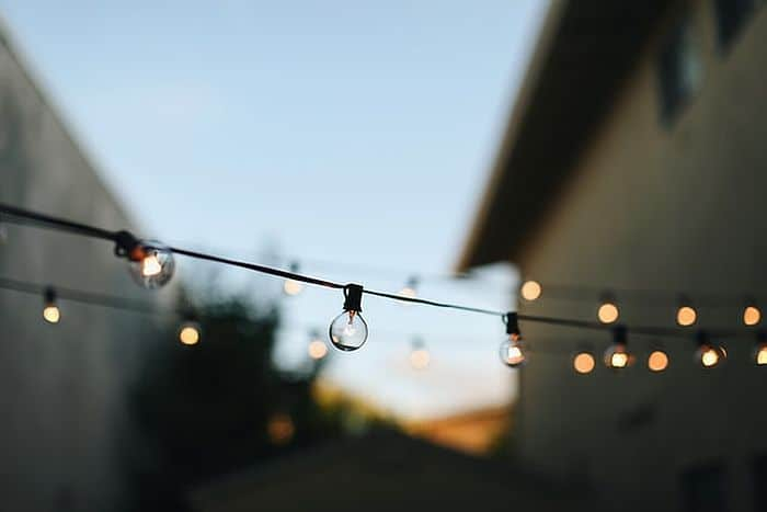9 Of The Best Ways To Light Up The Backyard Including The Pergola