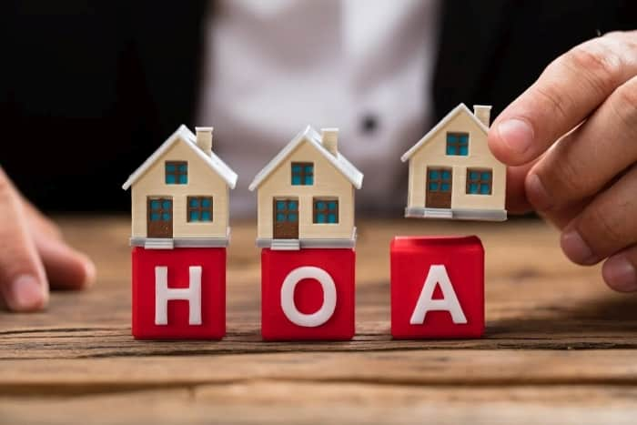 A Homeowners Association (HOA) enforces rules within a neighborhood and you may face penalty from HOA if you build a shed without a permit.