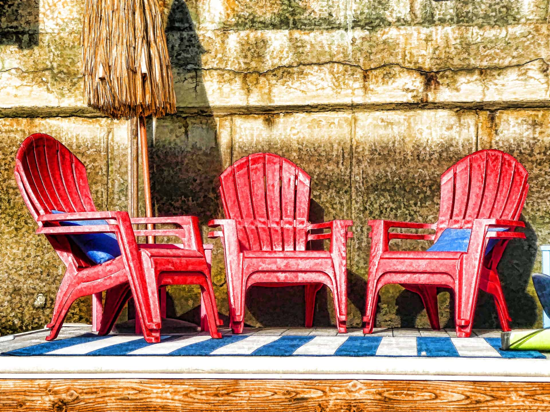 How To Keep Outdoor Rug From Blowing Away: 5 tips right to the point