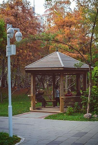 Gazebo By The Park