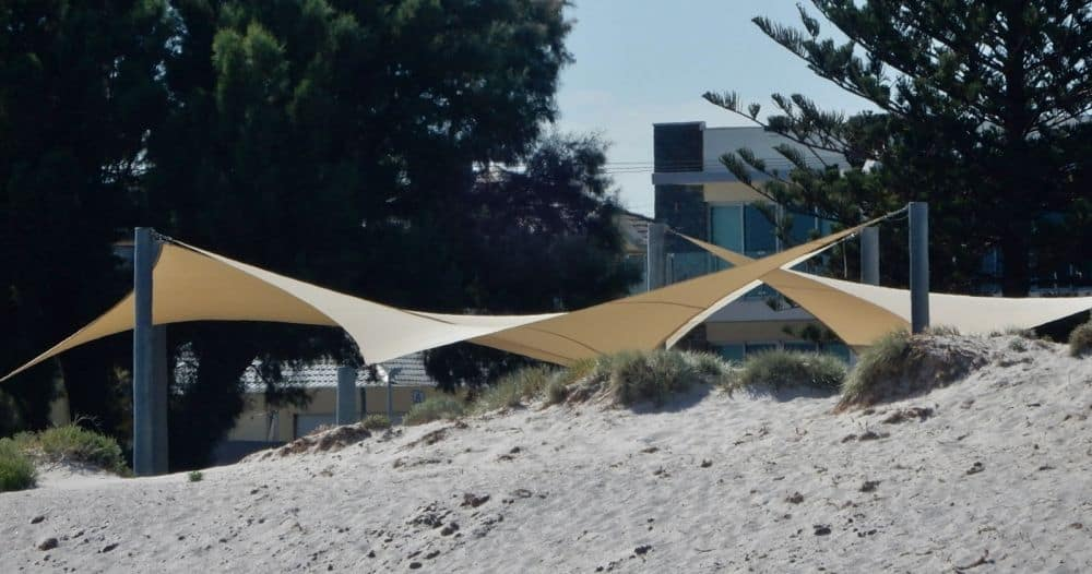 Best Shade Sails Reviews For 2020 - A Nest With A Yard