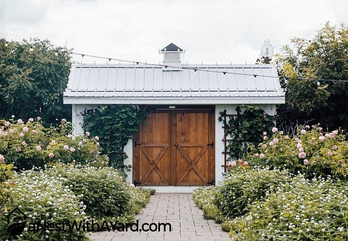 What Size Shed Can I Build Without A Permit? Here's The Answer!