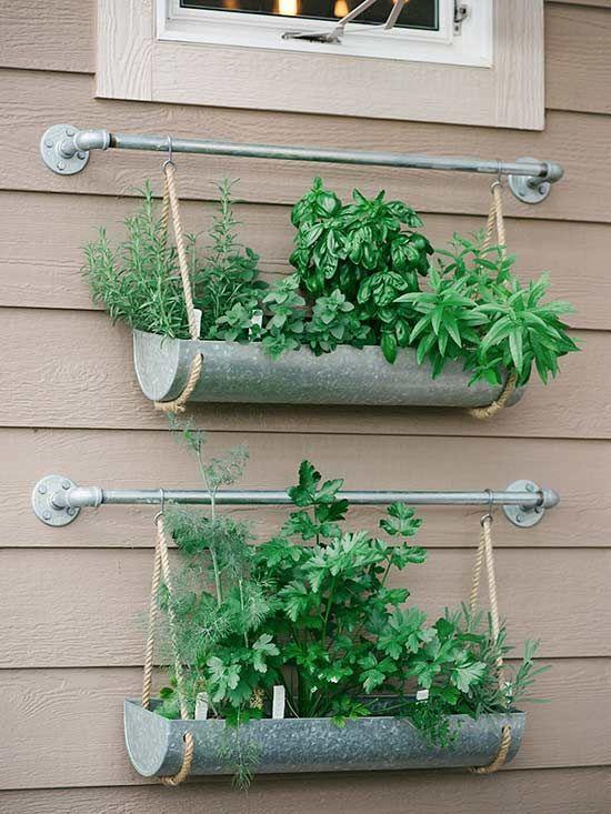Vertical small garden with herbs #diy #smallGarden #SmallGardenDesign #smallyardlandscaping #gardenIdeas #backyardLandscaping #backyardLandscapingIdeas #landscaping