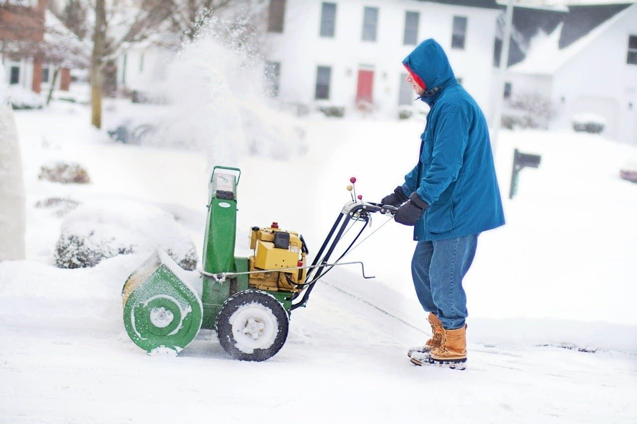 Best cordless snowblower fi