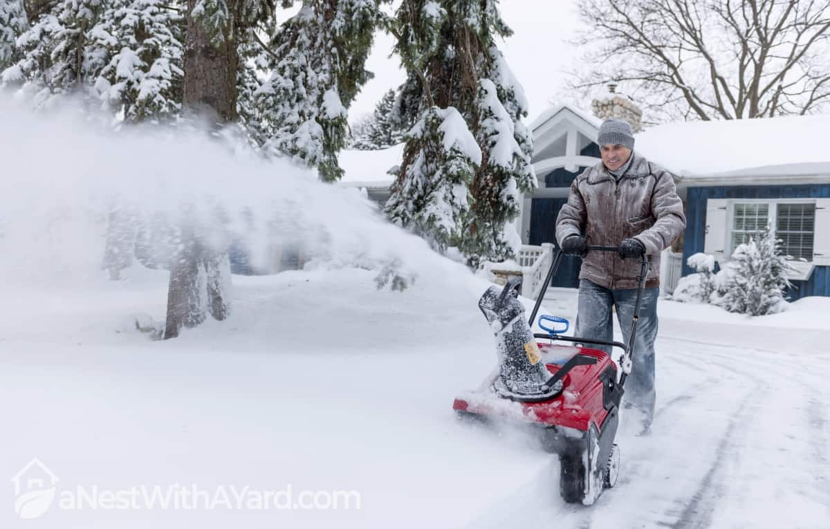 Snow Blowing Tips: How To Use A Snowblower