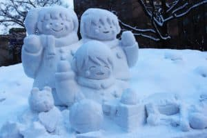 50 Snow Sculpting Ideas For You To Make In Your Backyard