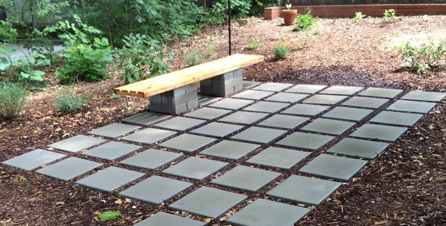 Amazing Landscaping Ideas With Mulch And Rocks For Your Backyard