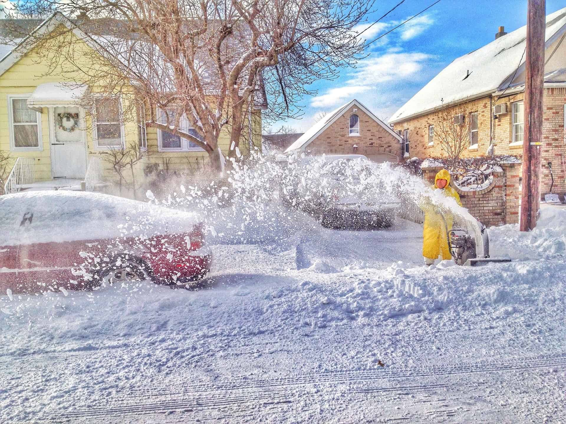5 tips about how to use a snowblower in wet snow fi