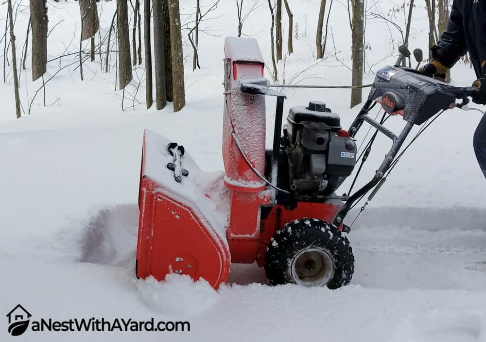snowblower Black Friday / Ciber Monday deals